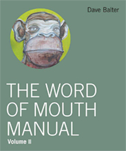 The Word of Mouth Manual: Volume II