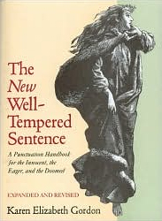 The New Well-Tempered Sentence by Karen Elizabeth Gordon